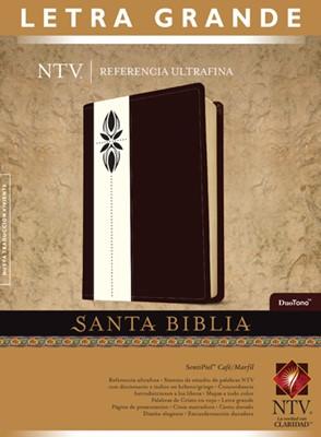 Biblia NTV con referencias ultrafina letra grande [Biblia]