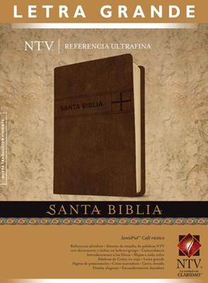 Referencia ultrafina NTV letra grande [Biblia]