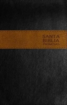 B  NTV PROMESAS PIEL NEGRA UNILIT (Imitación Piel) [Biblia]