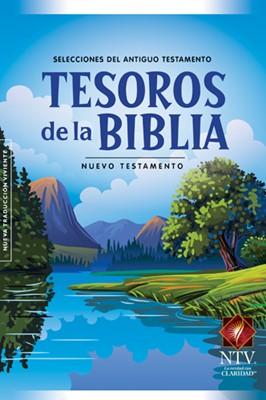 B  NTV NT TESOROS DE LA BIBLIA TD (Tapa Dura) [Biblia]