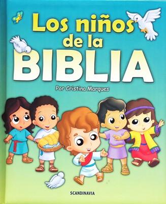 NIÑOS DE LA BIBLIA TD (Tapa Dura) [Biblia]