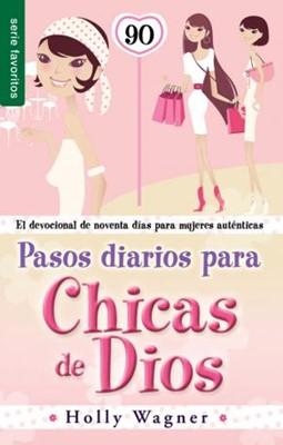 Pasos Diarios para Chicas de Dios (Rústica) [Libro Bolsillo]