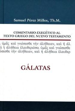 COMENTARIO EXEGETICO - GRIEGO NT: GALATAS (tapa dura ) [Libro]