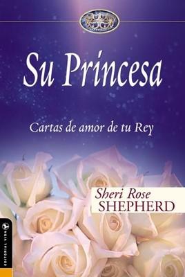 Su Princesa Cartas de Amor Morada [libro de bolsillo]