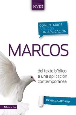 COMENTARIO NVI MARCOS (tapa dura) [Libro]