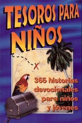TESOROS PARA NIÑOS T1 [Libro]