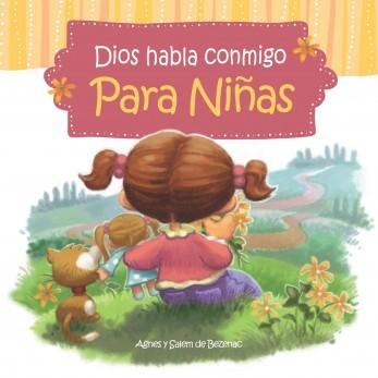 Dios habla conmigo para niñas (Tapa suave rústica) [Libro]