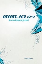 Biblia G3 de crecimiento juvenil RVR (Tapa Dura) [Biblia]
