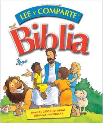LEE Y COMPARTE BIBLIA RUSTICO [Libro]
