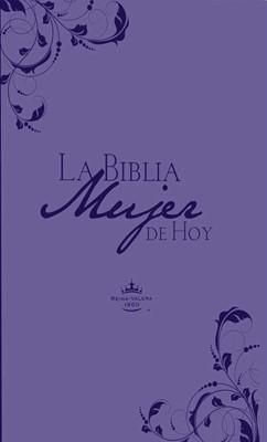 B MUJER HOY RVR60 PIEL PURPURA (piel) [Biblia]