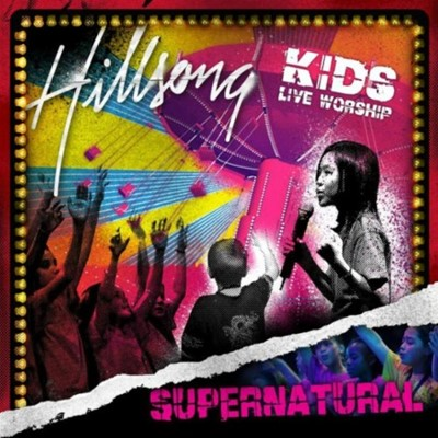 SUPERNATURAL CD HILLSONG KIDS [CD]