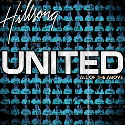 ALL OF THE ABOVE UNITED  CD HILLSONG [CD]