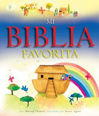 MI BIBLIA FAVORITA [Biblia]