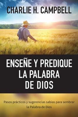 ENSEÑE Y PREDIQUE PALABRA DE DIOS