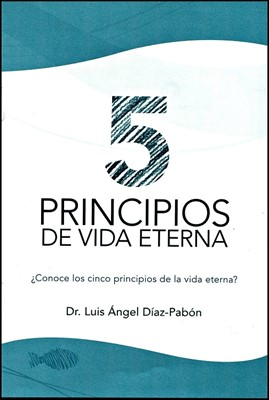 Cinco Principios de Vida Eterna (Papel) [Folleto]