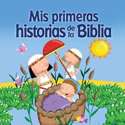 MIS PRIMERAS HISTORIAS DE LA BIBLIA ANILLADA