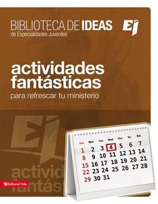 BIBLIOTECA ACTIVIDADES FANTASTICAS