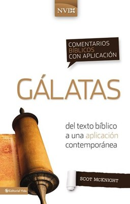 COMENTARIO NVI GALATAS