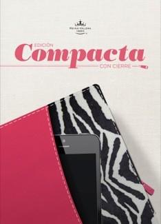 Biblia RVR60 Edición Compacta/Cierre (Imitación Piel) [Biblia]
