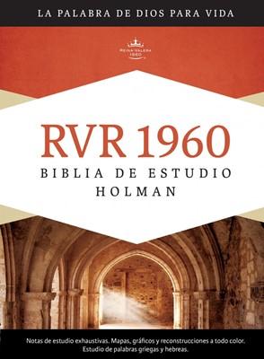 Biblia de Estudio Holman (Tapa Dura) [Biblia de Estudio]