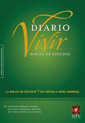Biblia NTV de estudio Diario Vivir (Tapa dura)