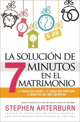 SOLUCION DE 7 MINUTOS EN EL MATRIMONIO (Rústica)