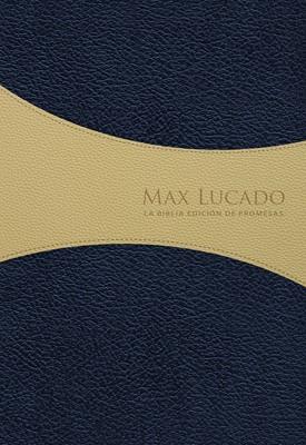 Biblia RVR De Promesas Max Lucado - Edición Hombres