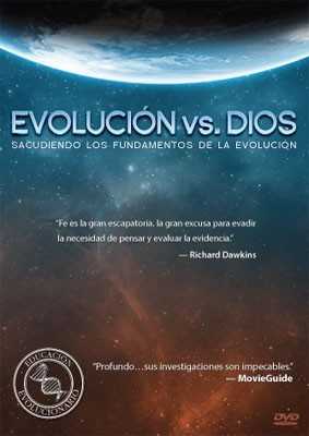 EVOLUCION VS. DIOS DVD