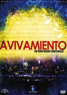 AVIVAMIENTO EN VIVO GUATEMALA CD MIEL SAN MARCOS