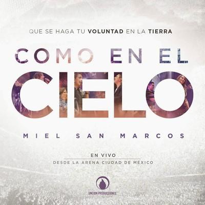 COMO EL CIELO CD MIEL SAN MARCOS