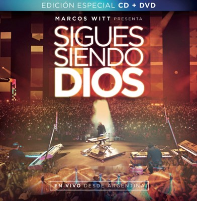 SIGUES SIENDO DIOS CD+DVD  MARCOS WITT