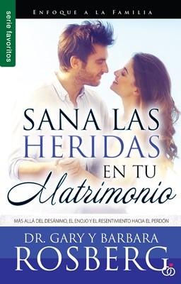 SANA LAS HERIDAS EN TU MATRIMONIO BOLSILLO (rústica) [libro de bolsillo]