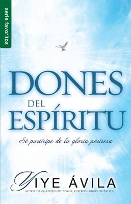 DONES DEL ESPIRITU BOLSILLO (rústica)