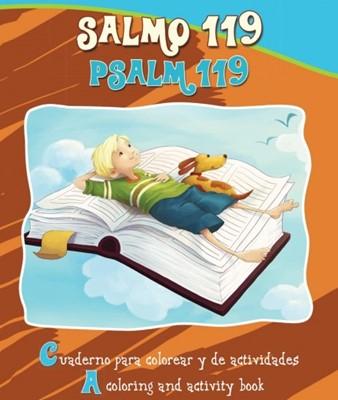 SALMO 119 COLOREAR BILINGUE [Libro]