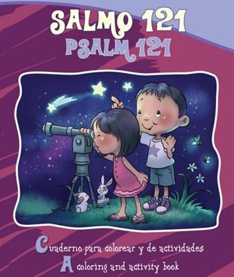 SALMO 121 PARA COLOREAR BILINGUE [Libro]
