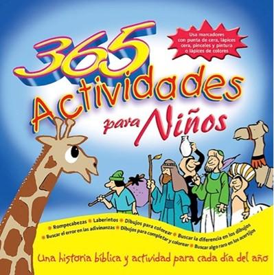 365 Actividades Para Niños [Libro]