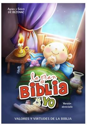 GRAN BIBLIA Y YO VALORES