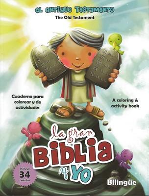 GRAN BIBLIA Y YO AT (Tapa suave rústica)
