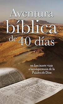 AVENTURA BIBLICA DE 40 DIAS (rústica)