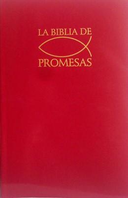 Biblia de promesas Rústica vino (rústica) [Biblia]