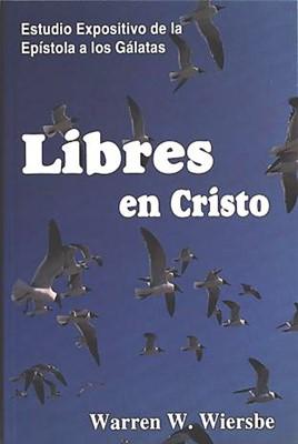 Libres En Cristo (Rústica) [Libro]