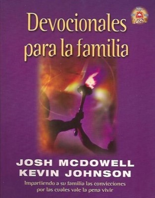 DEVOCIONALES PARA LA FAMILIA (rústica) [Libro]