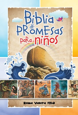 B PROMESAS NIÑOS TD RVR60 (Tapa Dura) [Biblia]