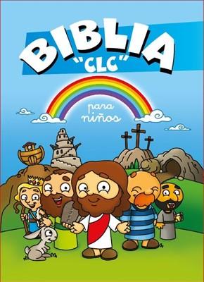 Biblia CLC para todos los niños (tapa dura) [Biblia]