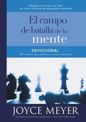 CAMPO DE BATALA DE LA MENTE DEVOCIONAL (rústica) [Libro]