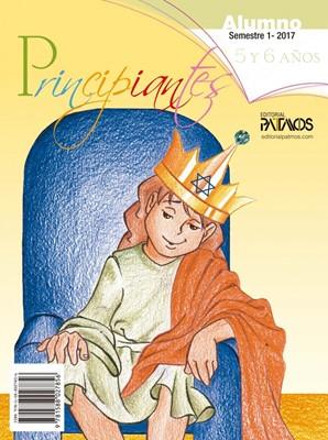 PRINCIPIANTES ALUMNO 1 SEMESTRE 17 (Rústica) [Escuela Dominical]