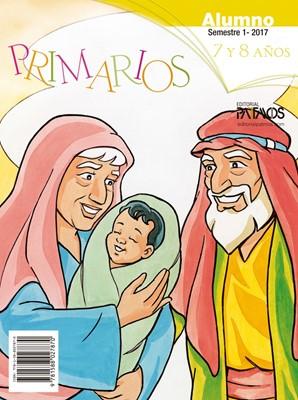 PRIMARIOS ALUMNO 1 SEMESTRE 17 (Rústica) [Escuela Dominical]