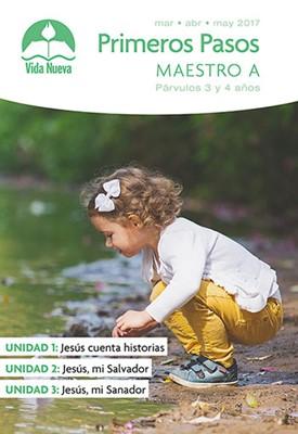 ED PRIMEROS PASOS PARVULOS MAESTRO VISUAL TOMO II (rústica) [Escuela Dominical]
