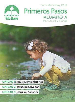 ED PRIMEROS PASOS PARVULOS ALUMNO TOMO II (rústica) [Escuela Dominical]