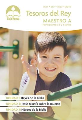 ED TESOROS DEL REY PRINCIP MAESTRO VISUAL TOMO II (rústica) [Escuela Dominical]
